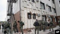Напад во чеченскиот парламент, тројца мртви