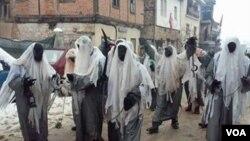 Продолжува традицијата на Вевчанскиот карневал