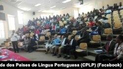 Conferência da CPLP, 20 de Outubro de 2017