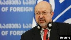 Генеральный секретарь Организации по Безопасности и сотрудничеству в Европе Ламберто Заньер