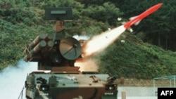 Tên lửa tầm ngắn đất-đối-không Chonma (Pegasus) của Nam Triều Tiên