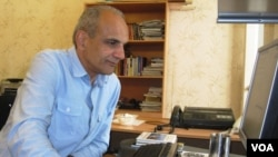 Turan İnformasiya Agentliyinin siyasət redaksiyasının redaktoru Şahin Hacıyev