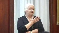 Татьяна Черниговская в Вашингтоне. Часть 2