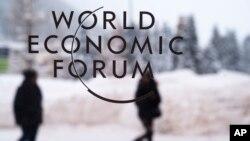 Fowòm Ekonomik Mondyal la nan Davos, Laswis.
