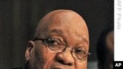 Zimbabwe PM Tsvangirai Briefs South African President Zuma on Crisis