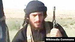 Абу Мухаммад аль-Аднани (архивное фото)