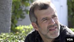 """El actor guatemalteco Juan Pablo Olyslager habló con la Voz de América sobre su película """"Temblores"""""""