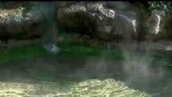 温泉市--正统美国浴的故乡