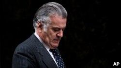 Luis Bárcenas se encuentra en prisión preventiva por presunta corrupción dentro de las filas del partido de gobierno.