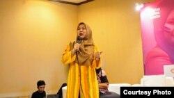 Direktur Eksekutif Perkumpulan untuk Pemilu dan Demokrasi (Perludem) Titi Anggraini. (Foto: Koleksi Pribadi/Titi Anggraini))