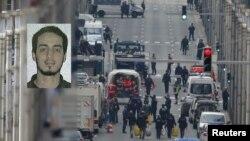 벨기에 국제공항에서 자살 폭탄 테러 공격을 벌인 나짐 라크라위.