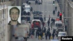 مقامهای اطلاعاتی می گویند نجیم عشراوی، ٢٤ ساله در حملات بروکسل دست داشت.