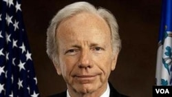 Senator terkemuka AS, Joe Lieberman.