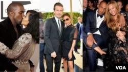 คู่รักคนดังหลายคู่ ทั้ง Beyoncé และ Jay-Z, Kanye West และ Kim Kardashian รวมทั้ง David และ Victoria Beckham ล้วนเคยเข้าพิธี renew vows มาแล้วทั้งนั้น!