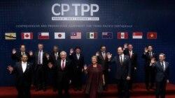 美台商會籲台灣加入CPTPP申請案 勿受中國影響