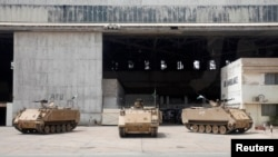 巴基斯坦軍方在襲擊過後在機場加強戒備