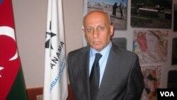 ANAMA-nın direktoru Nazim İsmayılov