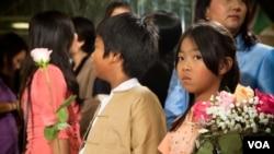 Lãnh tụ đối lập Miến Điện Aung San Suu Kyi thăm đài VOA
