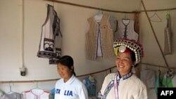 Warga Tiongkok di provinsi Yunnan (foto: dok). Pemerintah setempat sering merelokasi paksa penduduk untuk pengembangan lahan.