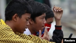WHO telah menandatangani protokol yang bertujuan untuk mengurangi konsumsi tembakau dengan menindak tegas penyelundupan atau perdagangan gelap rokok (foto: ilustrasi).
