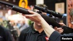 Випробування прицілу гвинтівки