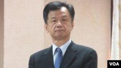 台灣法務部長邱太三