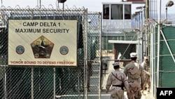 Centro de detención de Guantánamo, donde según AI quedaban aún en la base más de 150 detenidos.
