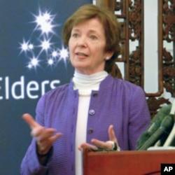 Elder Mary Robinson