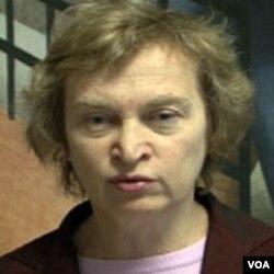 Natalia Manzurova, jedini preživjeli iz ekipe naučnika upućenih u Chernobil