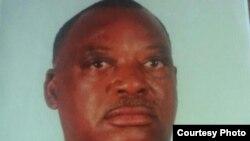 Umgcinisihlalo webandla leZapu, uMnu. Isaac Mabuka. (Courtesy Photo)