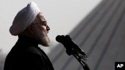 El presidente de Irán, Hassan Rouhaní, espera tener más tiempo para demostrar que su programa nuclear es pacífico.