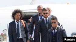 Real Madrid yageze i Milan