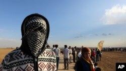 Suruç'ta Eylül ayında toplanan PKK yanlıları