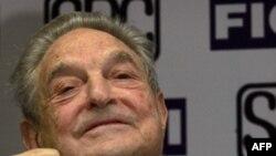 Soros heq dorë nga menaxhimi i Fondit të tij