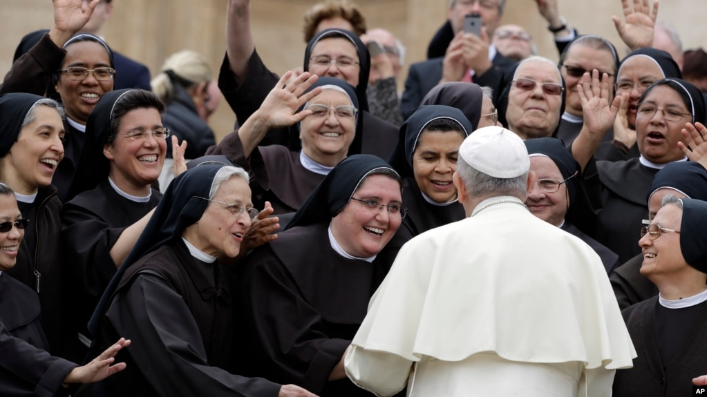African bishops use nuns for sex