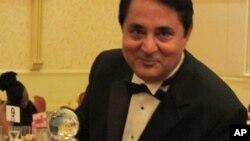 پاکستانی نژاد امریکی فن کار کے لیے عالمی ایوارڈ