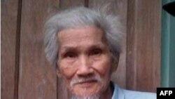 """Thi sĩ Hữu Loan, tác giả của bài thơ """"Mầu tím hoa sim"""" đã vĩnh viễn từ giã cõi đời khi chuẩn bị bước sang tuổi 95"""