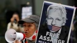 Rejet de l'extradition de Julian Assange: les USA vont faire appel