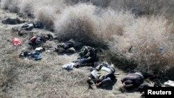 Napad na pobunjenike u Siriji