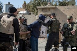US-backed Iraqi Forces Take Control Of Mosul Airport