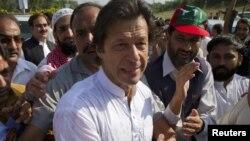 Imran Khan, October 6, 2012