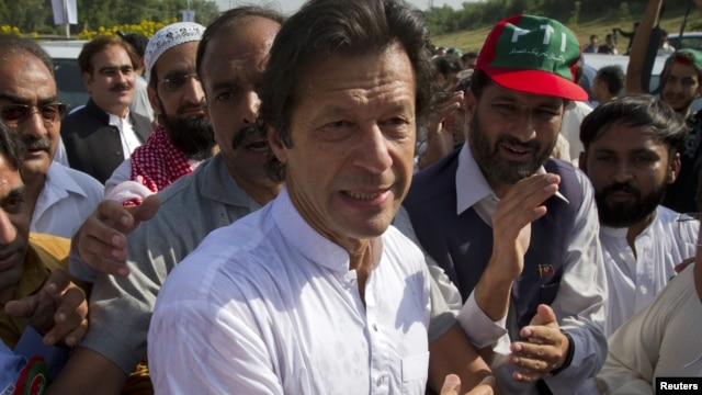 Imran Khan, October 6, 2012