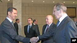 Την δέσμευση της Συρίας να προχωρήσει σε μεταρρυθμίσεις ανακοίνωσε ο Υπουργός Εξωτερικών της Ρωσίας