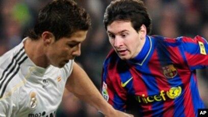Za'a Yi Ruguntsumin El-Clasico Tsakanin Barcelona Da Real Madrid