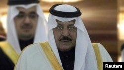 Marigayi Yarima Nayef bin Abdul-Aziz al-Saud
