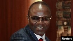 Ibe Kachikwu, karamin ministan man fetur kuma babban daraktan kamfanin man fetur wato NNPC