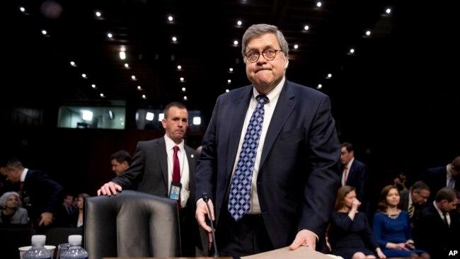 美参议院专门小组对候任司法部长评价毁誉参半