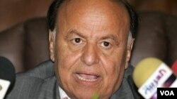 صدر منصور ہادی (فائل فوٹو)