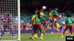 Brazil v Cameroun