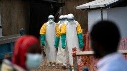 Angola toma medidas de precaução contra o Ébola - 1:41